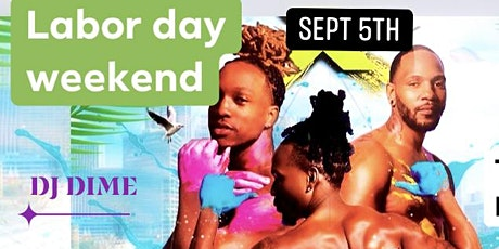 Exotic Sip and Paint Party - Labor Day weekend tickets
