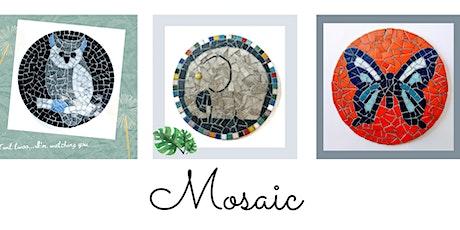 Mosaic Making Workshop St Albans tickets