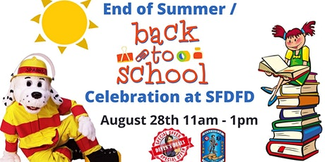 End of Summer/Back to School Celebration - Sykesville MD tickets