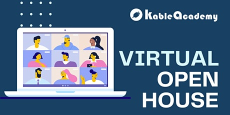Kable Academy Open House biglietti