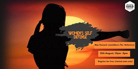 PSA Women Self-defence tickets