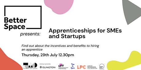 Could an apprentice be right for your business? tickets