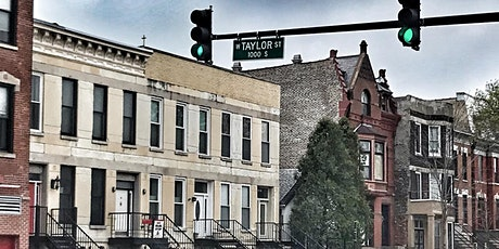 Virtual Tour: The Darker Side of Taylor Street (Chicago) (Virtual version) tickets