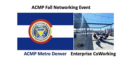 ACMP Fall Networking Event tickets