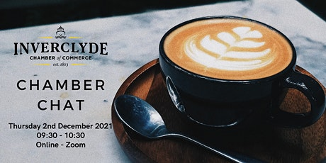 Chamber Chat - December 2021 tickets