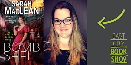 Virtual Event: Sarah MacLean, Bombshell, with Jen Prokop and special guests tickets