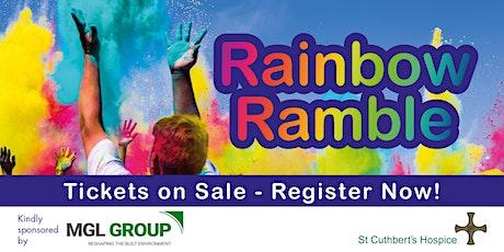 St Cuthbert's Hospice Rainbow Ramble 2021 tickets