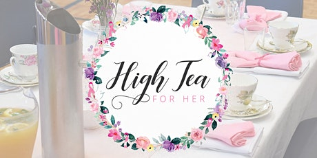 High Tea For Her tickets