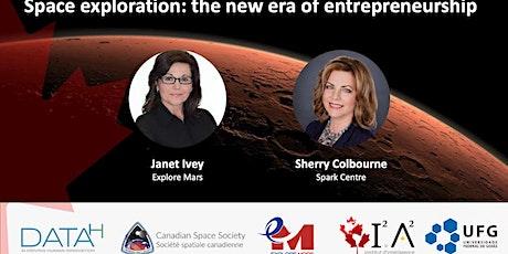Space exploration: the new era of entrepreneurship tickets
