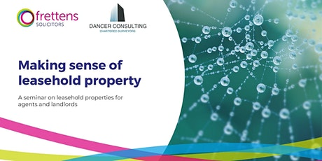 Making sense of leasehold property tickets