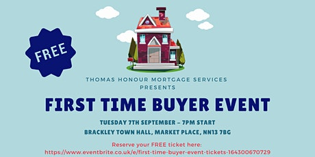 First Time Buyer Event tickets
