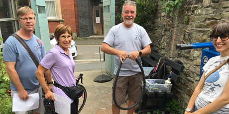 Free Bike Repair Training Session Phoenix Centre Swansea and Dr Bike tickets