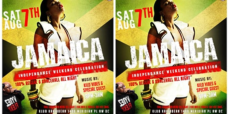 JAMAICA INDEPENDENCE WEEKEND CELEBRATION tickets
