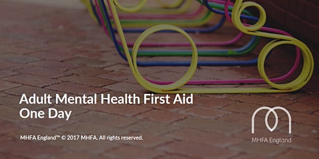 MHFA Champion Online Course (Price incl. VAT) tickets