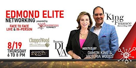 Free Edmond Elite Rockstar Connect Networking Event (August, Oklahoma City) tickets