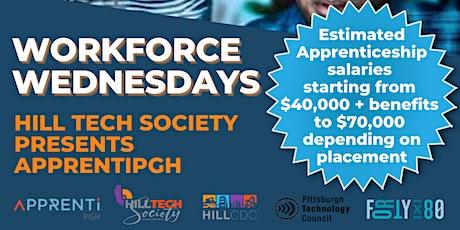 Hill Tech Society Presents ApprentiPGH Info Session tickets