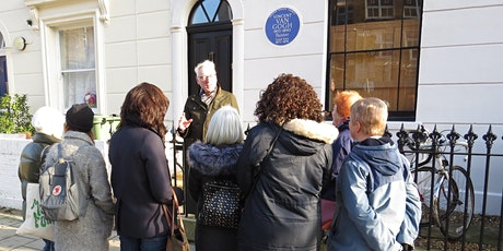 Walking Tour - In Vincent's Footsteps: from Covent Garden to Stockwell tickets