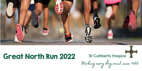 St Cuthbert's Hospice Great North Run 2022 (Charity Place) tickets