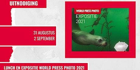 Lunch en World Press Photo 2021 | Beeld en Geluid Den Haag tickets