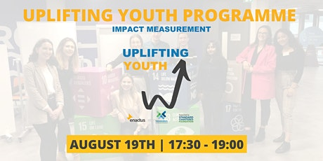 Uplifting Youth Programme Training Day: Impact Measurement tickets