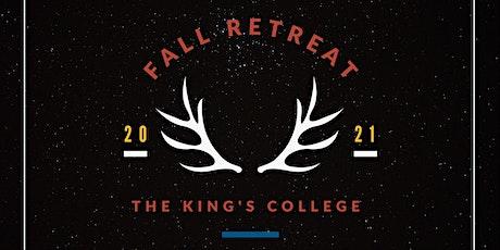 Fall Retreat 2021 tickets
