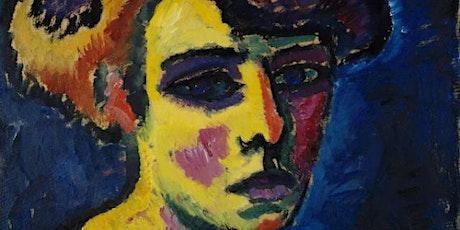 Oil Pastel Portrait Art Workshop tickets