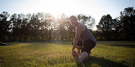 Atelier d'un jour : yoga pour sportif et méditation active billets