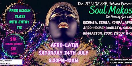 Soul Makossa- An Afro-Latin Experience tickets