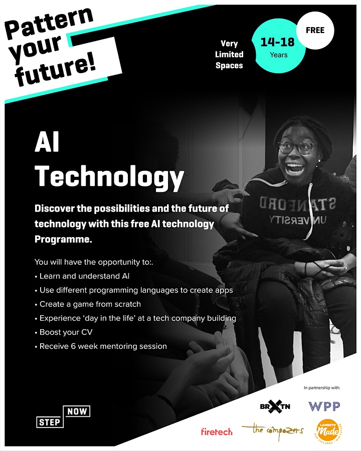 Pattern Your Future - Adventure into AI Technology image