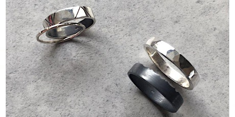 MAKE A SILVER RING with Corrinne Eira Evans tickets