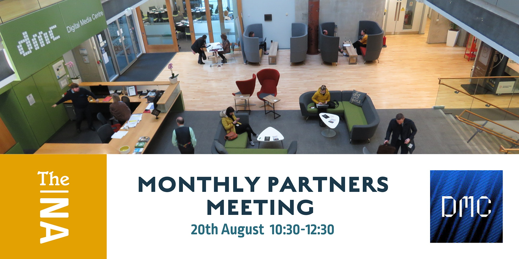 The Northern Affinity Partner Meeting –  @ DMC Barnsley