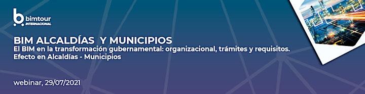 Imagen de Jornada BIM para Alcaldías y Municipios
