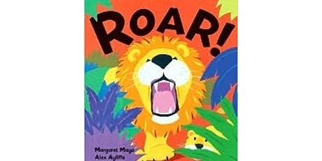 Outdoor Storytime Adventure - Roar! (pm session) tickets