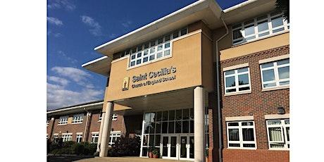 Saint Cecilia's  Church of England School Open Morning 13 Sep 21 tickets