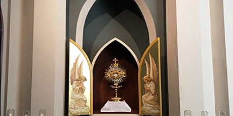 Eucharistic Adoration - Saturday, July 31 tickets