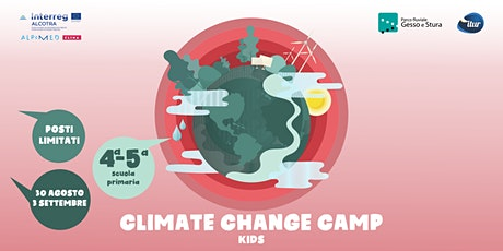 CLIMATE CHANGE CAMP KIDS biglietti