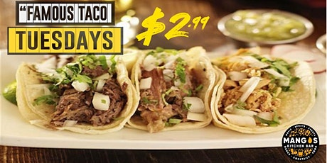 Taco Tuesday $2.99 Tacos  Downtown tickets