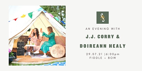 J.J. Corry Presents: An Evening with Doireann Healy, Founder & Designer tickets