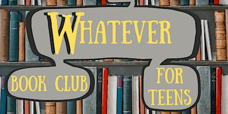 Whatever Book Club tickets