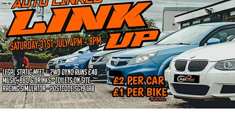 Auto Linked - Link Up tickets