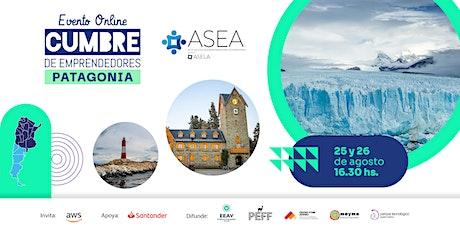 Cumbre de Emprendedores Patagonia entradas