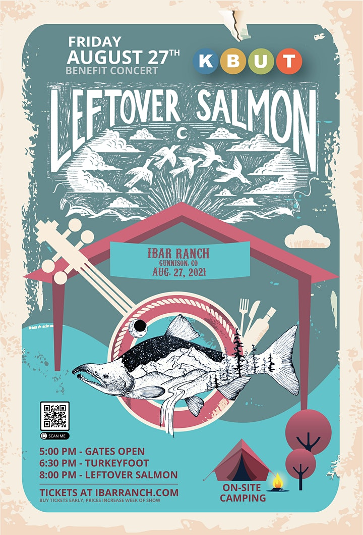 Night One of An Evening with Leftover Salmon image