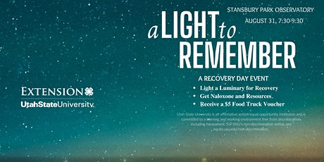 A Light to Remember :Tooele Luminary Celebration of Hope following Loss tickets