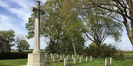 CWGC Talk: Scampton (St John the Baptist) Churchyard tickets