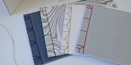 JAPANESE BOOK BINDING with Megan Stallworthy tickets
