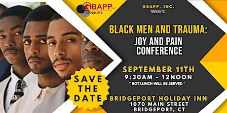 Black Men in Trauma: Join and Pain Conference tickets