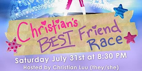 Christian's Best Friend Race tickets