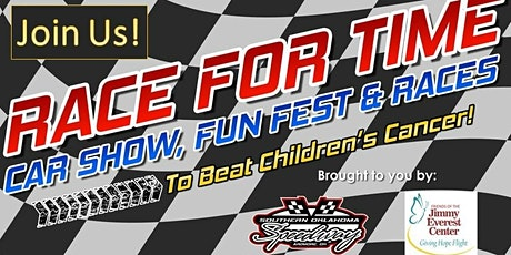 RACE FOR TIME Car Show, FunFest & Races tickets