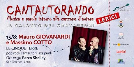 Il Salotto dei Cantautori - 15 agosto 2021 - Giovanardi e Massimo Cotto biglietti