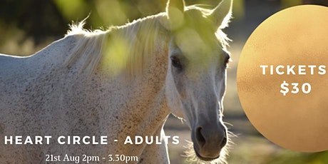 Heart Circle - Adults tickets